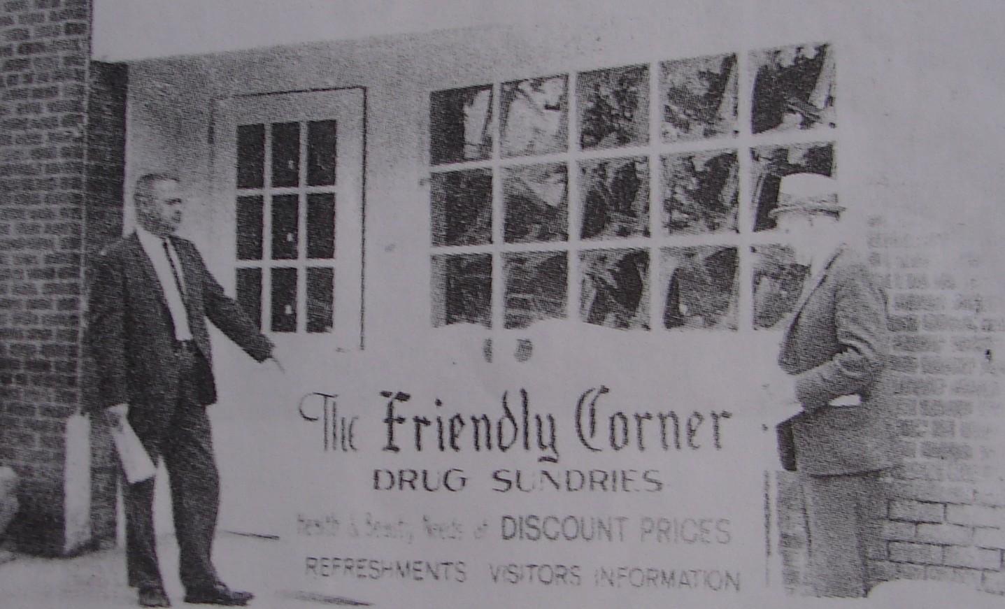 Friendly Corner Saluda