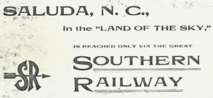 Southern Railway Booklet
